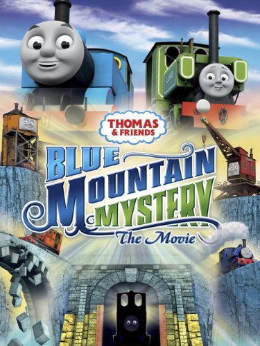Thomas & Friends: Blue Mountain Mystery The Movie (Mountain Blue Mystery Dvd)