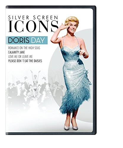 Silver Screen Icons, Doris Day : ROMANCE ON THE HIGH SEAS/CALAMITY JANE/LOVE ME OR LEAVE ME/PLEASE DON'T EAT THE DAISIES