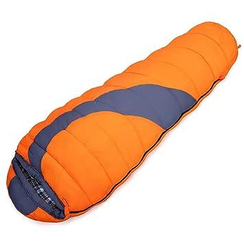 KANGLE Saco De Dormir - Costuras Impermeables Portátiles Otoño E Invierno - Saco De Dormir De