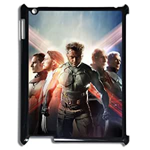 J-LV-F Cover Custom Case X Men,customized Hard Plastic case For IPad 2,3,4