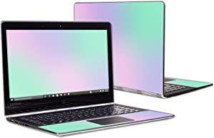 """MightySkins Skin Compatible with Lenovo Yoga 900 13.3"""" Screen wrap Cover Sticker Skins Cotton Candy"""