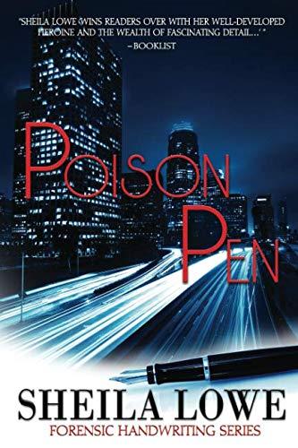 Poison Pen (Forensic Handwriting Mystery) (Volume 1) (Grammar Police Pen)