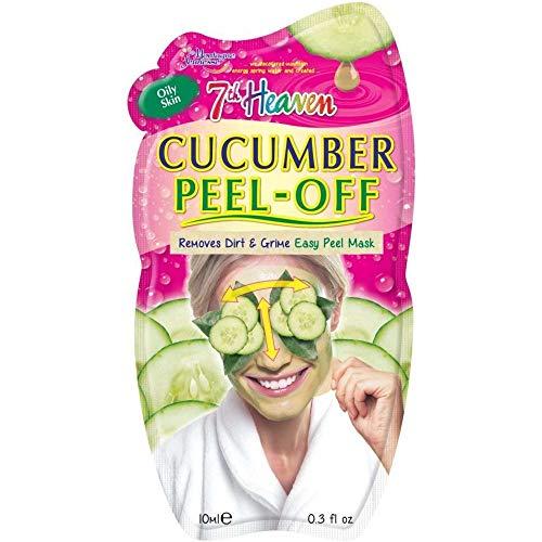 Jeunesse Montagne Cucumber - Montagne Jeunesse Cucumber Peel Off Face Mask (2 Pack)