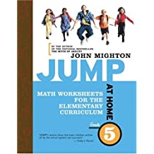 Jump at Home Grade 5: Math Worksheets for the Elementary Curriculum