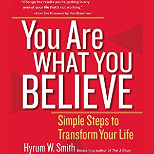 You Are What You Believe Audiobook