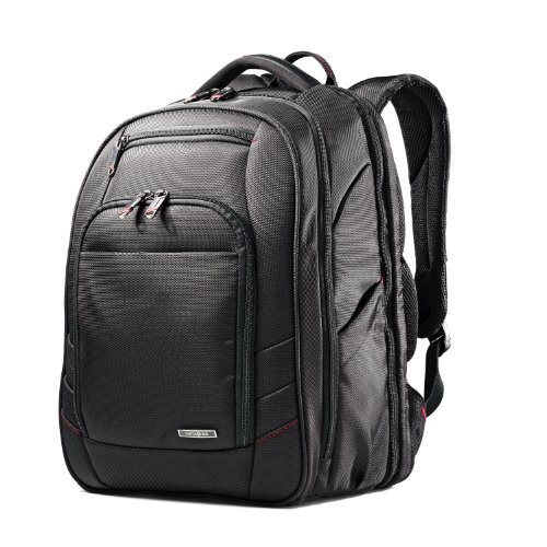 Samsonite Xenon 2 Backpack PFT Case Black (Checkpoint Luggage)