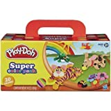 play dough 20 - Play-Doh Super Color 20 Pack
