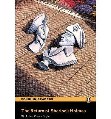''The Return of Sherlock Holmes'' CD for Pack: Level 3 (CD-Audio) - Common by PENGUIN