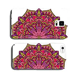 Vector, bright, colorful mandala. cell phone cover case iPhone6 Plus