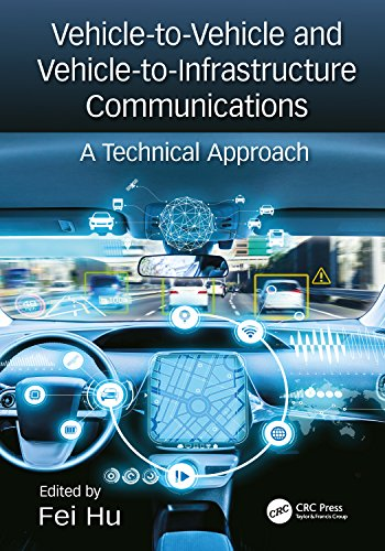 Vehicle-to-Vehicle and Vehicle-to-Infrastructure Communications: A Technical Approach