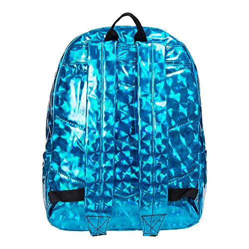 Hype Ocean Crystal Rucksack (Blau)