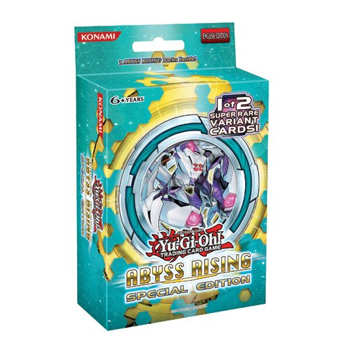 Yu-Gi-Oh! - Abyss Rising Secial Edition box sealed (Special Edition Cards)