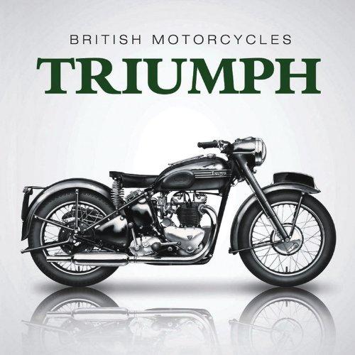 British Motorcycles Triumph (Little Book)