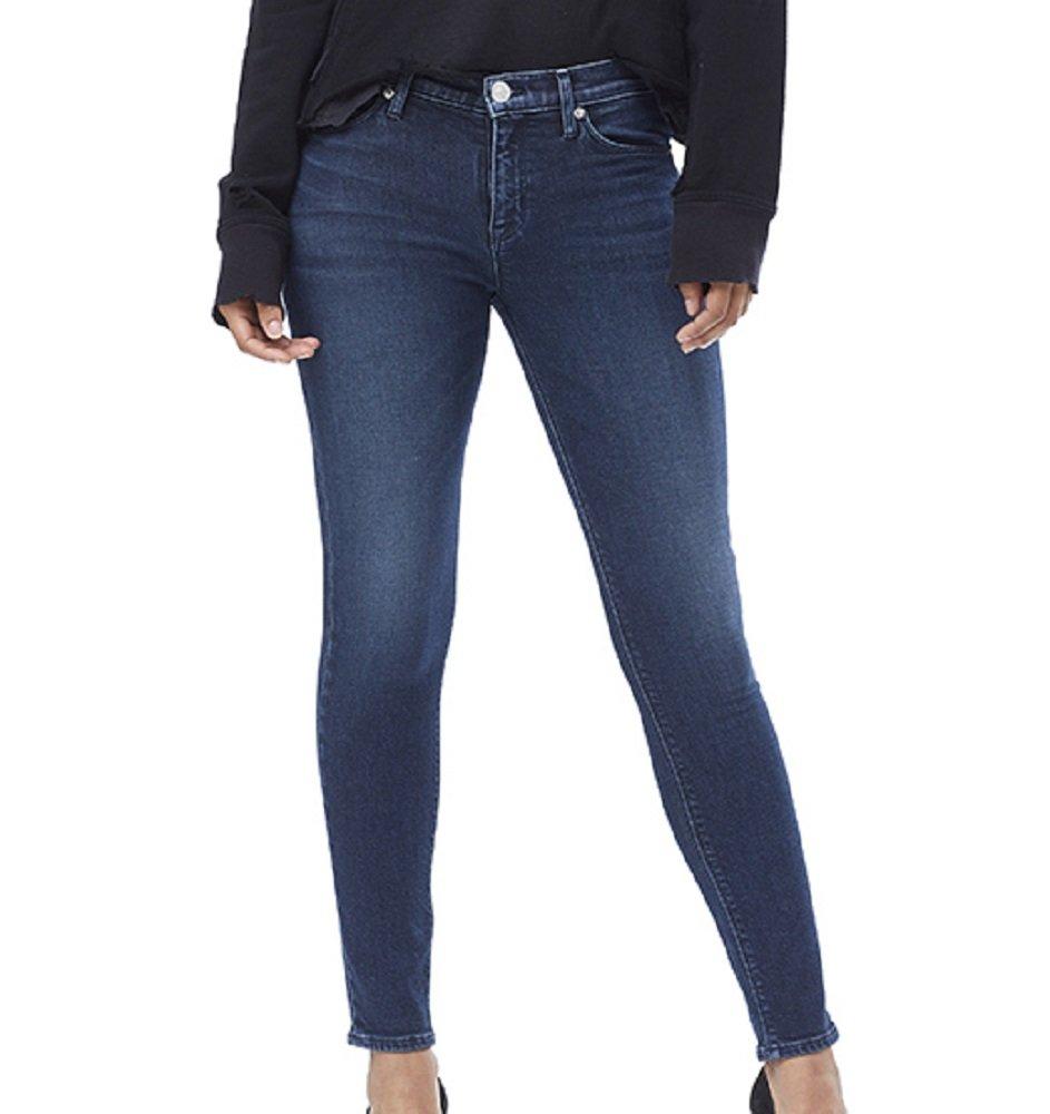 Hudson Women's Jean Nico Midrise Ankle Super Skinny love lock WMA407DHZ LVLO (26)