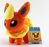 "Pokemon Center 6"" Plush Poke Doll: Flareon"