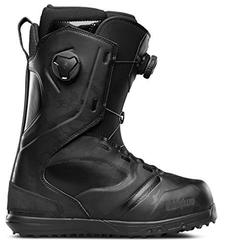 Thirtytwo Binary Boa Snowboard Boots 黒 Size 7.5 [並行輸入品]