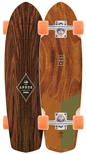 Arbor Pocket Rocket Premium 2016 Mini Cruiser Longboard Skateboard New (Longboard Arbor Rocket Pocket)
