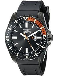 Invicta Men's 21449 Pro Diver Analog Display Quartz Black...