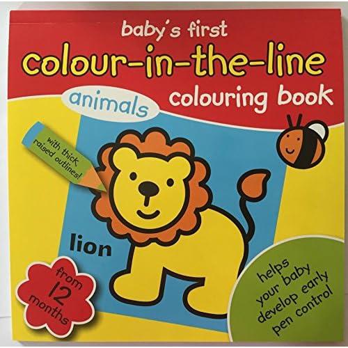 Hot Sale Mi Libro De Colorear Del Bebé Primer Libro Para