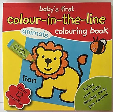 My Libro Da Colorare Bambino Primo Libro Da Colorare Colore Al Line