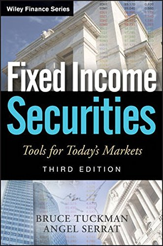 Fixed Income Securities: Tools for Today's Markets by Wiley