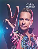 Sketch Book: Carson Kressley Sketchbook 129 pages, Sketching, Drawing and Creative Doodling Notebook to Draw and Journal 8.5 x 11 in large (21.59 x 27.94 cm)