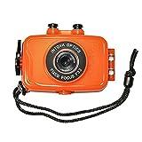 Intova INT00181-BRK Duo Sport Action Camera Orange