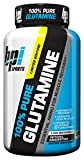 BPI Sports Glutamine Essential Amino Acid for Muscle Recovery, 240 Count