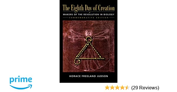 The eighth day of creation makers of the revolution in biology the eighth day of creation makers of the revolution in biology commemorative edition 9780879694784 medicine health science books amazon sciox Image collections