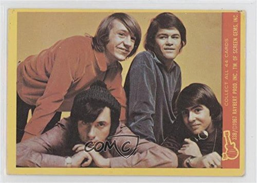 The Monkees Ungraded COMC Poor to Fair (Trading Card) 1967 Donruss The Monkees Series B - [Base] #33B ()