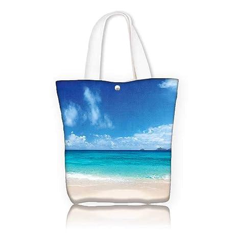 a783ecc6d6c5 Amazon.com: Canvas Tote Bags -W23 x H14 x D7 INCH/Tote Laptop Beach ...