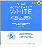 Crest Noticeably White Whitestrips, 10 Treatments, (20 Total Strips)