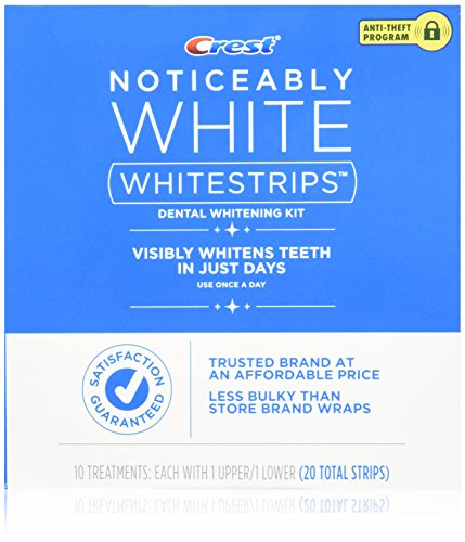 Crest Noticeably White Whitestrips