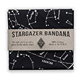 Stargazer Bandana with Constellation Map