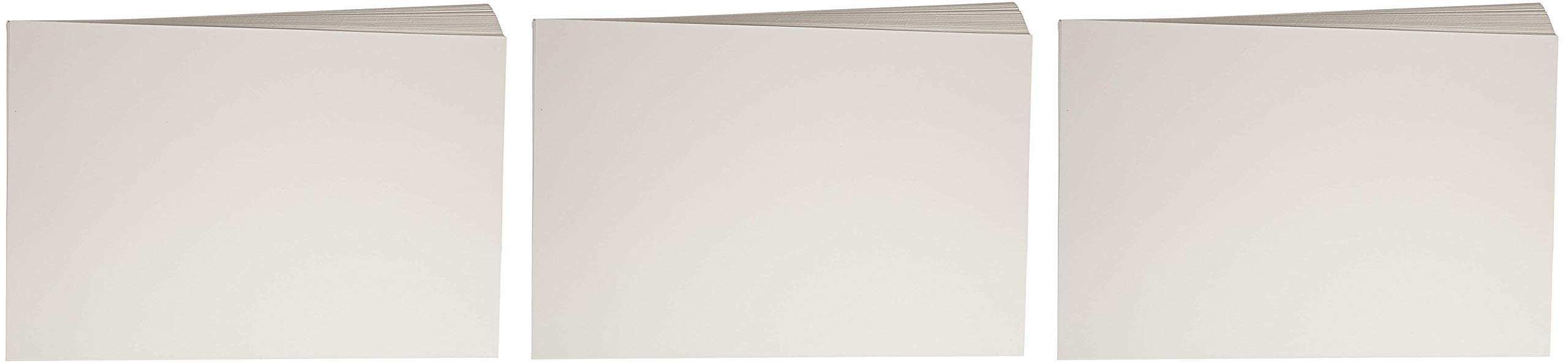 Sax Beginner Watercolor Paper, 12 x 18 Inches, 90 lb, Natural White, 100 Sheets (3 X 100 Sheets)