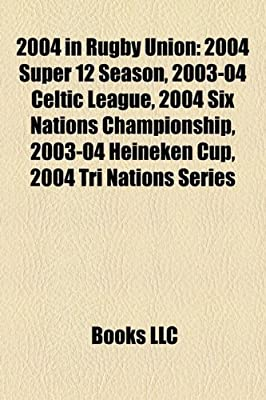 2004 in Rugby Union: 2004 Supe...