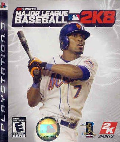 5127yJqn8gL - Major League Baseball 2K8 Bilingual