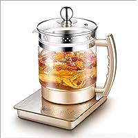Electric Water Kettle Glass Kettle,Multi-Function Tea Maker,Health Pot Glass Thickening Split Health,Pot Fully Automatic Glass Electric Tea Pot