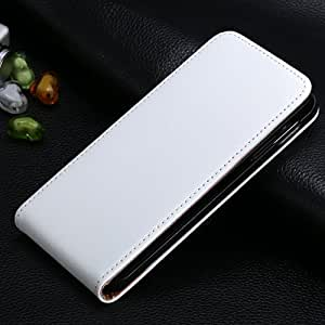 New Retro Business Leather Flip Case For Lg Google Nexus 5 E980 Top Quality Case In Classic Black And White White-white