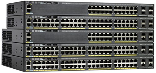 Cisco WS-C2960XR-24PS-I Catalyst 2960 Xr 24 Gige Networking Device (Certified Refurbished) Cisco Network Monitoring Device