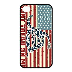 iphone covers Fashionable Gadsden Flag Don't Tread On Me Design Printed Durable Rubber Iphone 5c Case