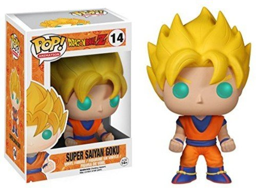 Funko Figura Pop Super Saiyan Goku - Dragon Bal