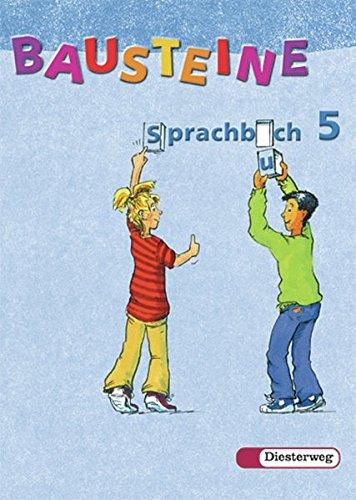 Bausteine Deutsch - Klasse 5/6 Berlin/Brandenburg: Sprachbuch 5
