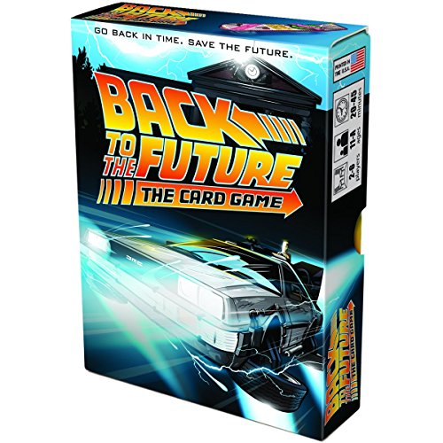 Back to the Future: The Card Game (Back To The Future Board Game)