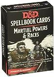 (US) 73921 D&D: Spellbook Cards: Martial Deck