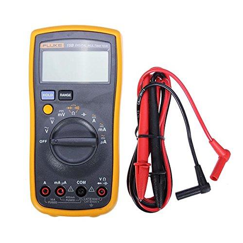 Fluke 15B F15B Professional Auto Range Digital Multimeter Tester by HASSADIN122