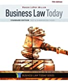 Business Law Today, Standard: Text & Summarized Cases (MindTap Course List)