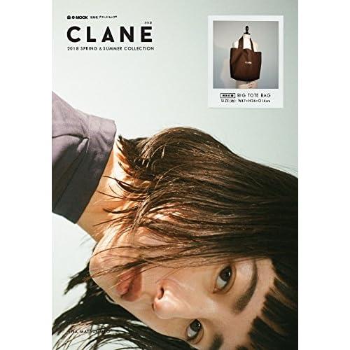 CLANE 2018年春夏号 画像