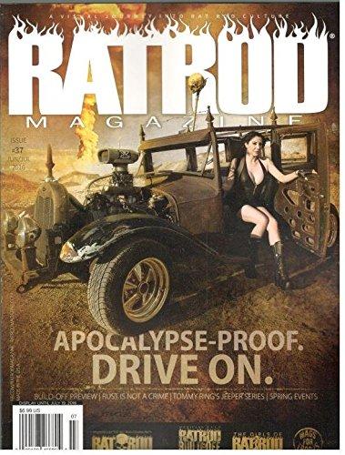 - Rat Rod Magazine (June/July 2016)