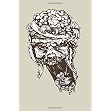 Walking Dead Journal: Blank Paper Notebook [Lined Journal, 6 x 9, 236 Pages ]